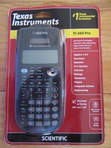 7B/TEXAS INSTRUMENTS TI-36X PRO SCIENTIFIC CALCULATOR/NEW/SEALED! - $23.71