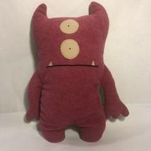 "Pretty Ugly Doll - Green & Pink Bop N' Beep - Uglydoll Monster - 13"" Plush Nwt - $9.99"