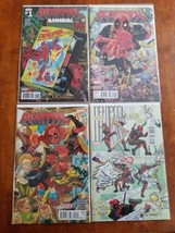 Marvel Comics 2016 Deadpool 6 issue Lot. Annual #1, 1-5 Full Run - £11.09 GBP