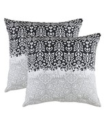TreeWool, (2 Pack) Throw Pillow Covers Marvel Accent in Cotton Canvas (1... - $23.36