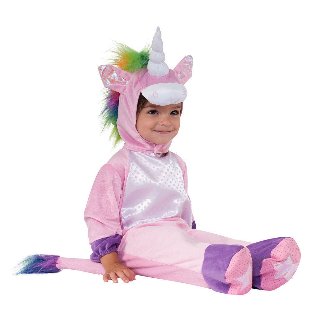 Infant Pink Unicorn Costume Size 12-18 Months Rubies Noah's Ark Collection
