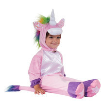 Infant Pink Unicorn Costume Size 12-18 Months Rubies Noah's Ark Collection - €14,16 EUR
