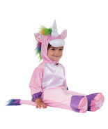 Infant Pink Unicorn Costume Size 12-18 Months Rubies Noah's Ark Collection - £12.45 GBP
