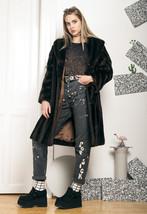 70s vintage faux fur coat - $87.71