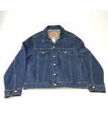 Levis 57511 denim trucker jean jacket XL - $39.59