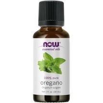 NOW Foods Oregano Oil, 1 oz.  MADE IN USA. FRESH - $40.86
