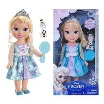 Disney Frozen Toddler Elsa Doll With Reflection Eyes - $32.99
