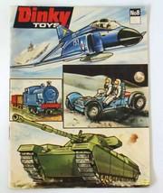 Vintage 1971 Dinky Diecast Toys Dealer Catalog Booklet #8 - $20.79