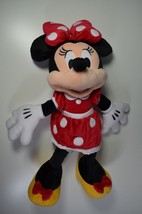 "18"" Minnie Mouse Personalized Plush Disney Store ""Pia""  - $32.71"