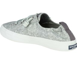 Sperry Top-Sider Womens Crest Ebb Sandwash Gray Slip-On Sneaker Shoes NIB image 2