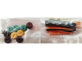 "S.E.I. Scrapbook in a Bag, Paisley & Petals, an Autumn 4"" x 6"" Memory Book Kit image 5"