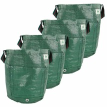 Amazing Creation Garden Potato Grow Bags Pack of 4 10 Gallon Heavy Duty ... - €23,65 EUR