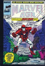 Marvel Age #55 [Comic] by Marvel Age - $9.99