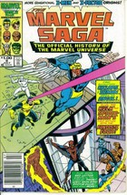 The Marvel Saga : The Official History of the Marvel Universe #8 (Marvel... - $7.99