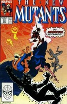 The New Mutants #83 : The Quick and the Dead [Comic] by Louise Simonson;... - $7.99