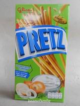 Glico Pocky Snack Bread Stick Biscuit Pretz Sour Cream & Onion Flavour 3... - $5.99