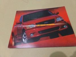 Rare Pre/ 2002 Ford Lightin Truck Sates Brochure - $29.70