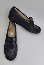 SAS Shoes Penny Loafers Black USA Womens Size 6.5 N - $69.26