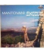 Music from Exodus and Other Great Themes [Vinyl] Mantovani - $24.99