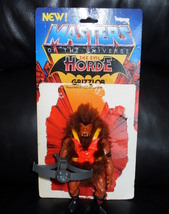 Vintage 1984 Masters Of The Universe Grizzlor Figure With Weapon and Car... - $21.99