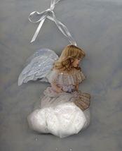 Gracious Giver Bradford Edition Angel  Christmas Ornament - $13.27