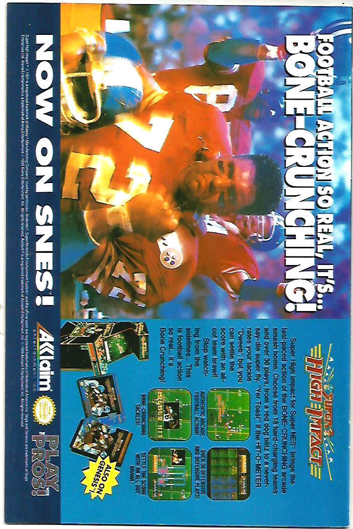 VENOM #6 Lethal Protector 1993 NM- MARVEL COMICS
