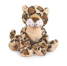 Spotted Leopard Ganz Webkinz HM182 Beanbag Plush Stuffed Animal No Code - $4.74
