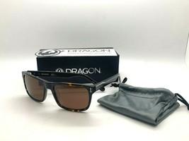 DRAGON Sunglasses DR 515S 206SHINY TORTOISE/B 57 -187-145 NEW IN BOX - $45.83