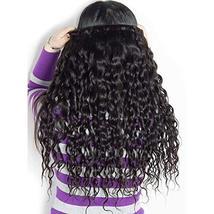 Maxine Brazilian Virgin Hair 1 bundle Water Wave Hair Wet and Wavy Water Weave H image 3