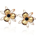 kate spade new york Statement Studs Earrings Neutral/Multi-Colored - $74.24