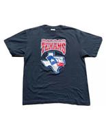 VTG 90s Dallas Texans AFL Arena Football League Men's T-Shirt Size XL Black - $19.79