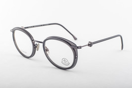 MONCLER MC009-V02 Gray Titanium Eyeglasses MC 009-V02 48mm - $166.11
