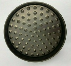 "5.5"" Round Bell Shape Oil Rubbed Bronze Rainfall Shower Head, Shower Hea... - $18.55"