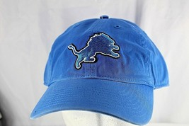 Detroit Lions Baby Blue NFL Baseball Cap Adjustable - €22,14 EUR