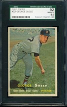 1957 TOPPS #229 GEORGE SUSCE SGC 8.5 RED SOX *DS2218 - $89.00