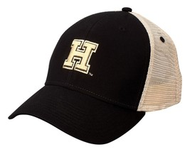 Harvard Crimson NCAA Adult Unisex Sideline Mesh Cap Adjustable NEW - $9.99