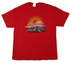 Mudvayne-Pod People-Red T-shirt - $20.99