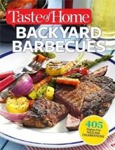 Taste of Home Backyard Barbecues [Paperback] CARVAJAL EDITORES - $2.89