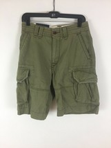 Mens cotton olive Polo Chino Cargo shorts by Ralph Lauren Size 29 New tags - $31.49