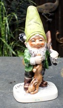 GOEBEL Co Boy JOHN THE HAWKEY HUNTER GNOME - $145.00