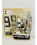 Wayne Gretzky McFarlane Legends Series 2 Figure Los Angeles Kings White ... - $17.81