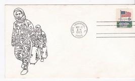 APOLLO 12 LANDS ON MOON CAPE CANAVERAL FL NOVEMBER 19 1969 ASTRONAUT CAC... - $1.98