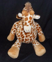 GENTLE GIRAFFE CLOUD B BABY GIRAFFE SOUND MUSIC STUFFED ANIMAL PLUSH TOY... - $17.77