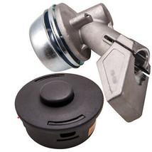 Gear Box Head Housing + Trimmer Head for Stihl FS120R FS200R FS240C FS25... - $65.72