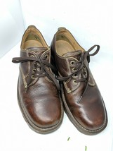 Dr Doc Martens Brown Oxfords AW004 2851 Mens 10 Women 11 - C4 - $23.03