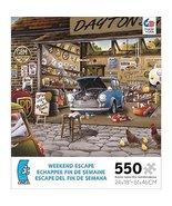CEACO Weekend Escape Joe and Roy Bait Shop 550 Piece Jigsaw Puzzle - $23.69