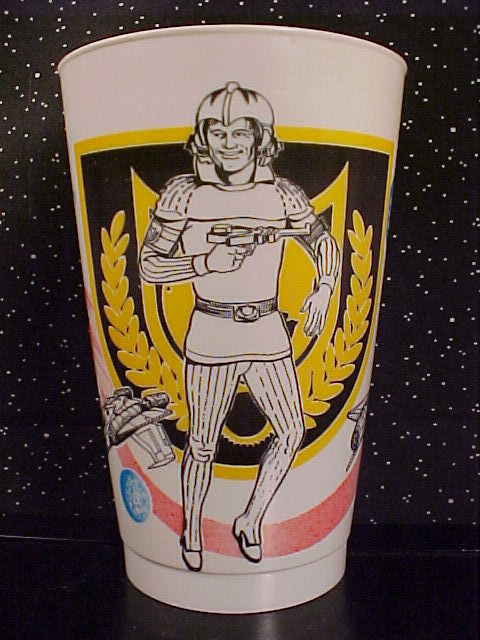 Buck rogers cup