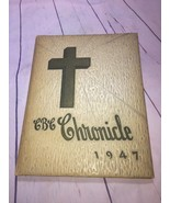 Memphis Tennessee Christian Brothers 1947 The Chronicle Year Book RARE - $93.49