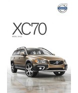 2015.5 Volvo XC70 sales brochure catalog folder US T5 T6 AWD - $7.00