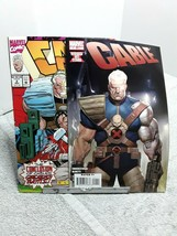 Marvel Cable Comic Book Lot - $6.35